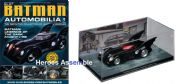 DC Batman Automobilia Collection #27 Legends Of Dark Knight #156 Batmobile Eaglemoss